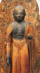 地蔵菩薩像 室生寺