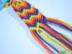 Image titled Make a Chevron Friendship Bracelet Step 16