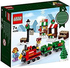 Diy Lego Christmas Projects That Are A Must See In 2020 Lego Christmas Train Lego Christmas Sets Lego Holiday Train