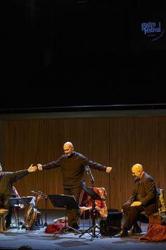 """#Gastrofestival """"El vino en las tres culturas"""", concierto de Los Músicos de Urueña en Conde Duque (foto: Javier Peñas)"""