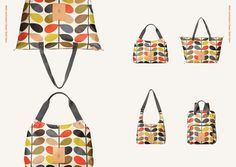 The Queen of Prints - Shop Bags and Accessories at the Official Orla Kiely website. Uplifting and instantly recognisable products embrace our love of patterns, colour and texture. Orla Kiely, Lovely Things, Ireland, Prints, Designers, Bags, Accessories, Patterns, Handbags