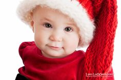 Christmas photo idea for kids | Mrs. Claus