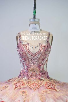 Boston Ballet: The Nutcracker www.theworlddances.com/ #costumes #tutu #dance