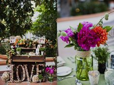 Event Designs - LVL Events // Cake: Lindsey Sinatra // Floral Design: Larrissa Rehder with Inviting Occasion // Catering: Nicole Schieppati with 24 Carrots // Venue: Rancho Las Lomas // Transportation: Todd Szilagyi // Hair and Makeup: Design Visage // Photographers: Matt & Angie Sloan // DJ: Brian Lee with Elevated Pulse Production // Rentals: Found Vintage Rentals // Linens: Designer Speciality Linens // Wedding Gown: Mon Amie designer Lazaro