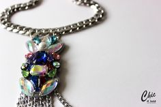 Chic n Bold Handmade Necklace