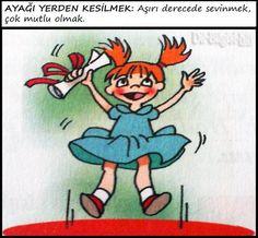 Deyim karikatürleri, deyim resimleri, karikatürlerle deyimler, resimli deyimler, Deyimlerin resimli anlatımı, Deyimlerin anlamları ve açıklamaları Learn Turkish, Turkish Language, Smurfs, Disney Characters, Fictional Characters, Education, Learning, Art, Art Background