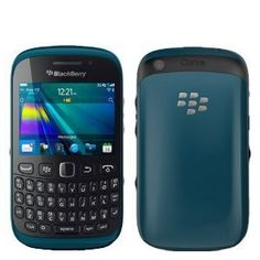 Blackberry Curve 9320 Teal WiFi Keyboard Unlocked QuadBand Cell Phone - My current phone :)