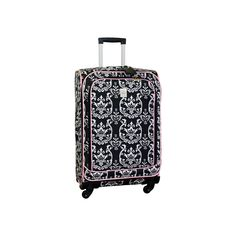 Multi Jenni Chan Tiles 24 Inch Upright Spinner