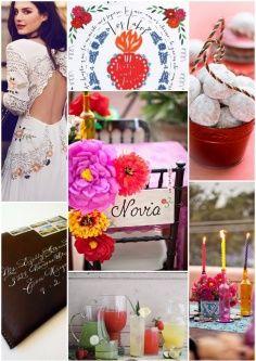 Flamenco/Spanish Wedding