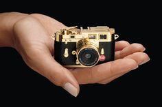minox gold digital :D