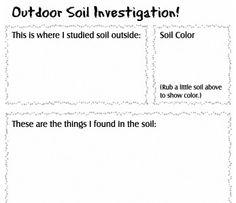 soil types soil profile video lesson for kids educational videos for kids pinterest soil. Black Bedroom Furniture Sets. Home Design Ideas