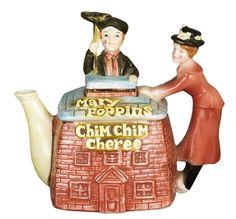 Mary poppins teapot...