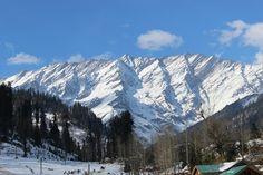 #Manali #Hills