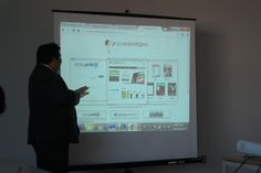 Presentación de la Fundación DAE, recursos electrónicos, para personal docente de la Facultad de Enfermería.