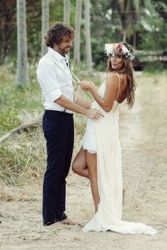 GREAT POSE Real Wedding - Boho Bliss Thailand - You Mean The World To Me : You Mean The World To Me Bohemian Wedding Style -- Pinspiration by Frosted Events @frostedevents #wedding #boho