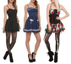 Hot topic dresses