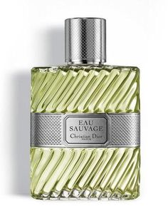 best men's colognes: dior eau sauvage a lite fragrance. Eau Sauvage has been around for a very long time. It is a standard among men's colognes. Perfume Versace, Perfume Zara, Perfume Diesel, Best Perfume, Perfume Bottles, Dior Beauty, Christian Dior, Men's Cologne, Stylish Men