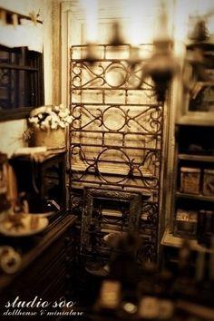 Studio Soo :: Mini vintage shop.