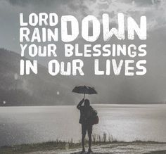 God will open windows of heaven to you.He will pour out blessing so great you won't have enough room to take it in.