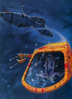 Peter Elson - Star Quest