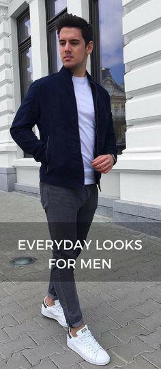 Timeless Outfit Ideas For Men #mensfashion #minimal #streetstyle