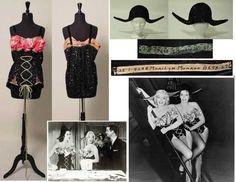 "Jane Russell & Marilyn Monroe - ""Gentlemen Prefer Blondes"" (1953) - Costume designers : Travilla, C. Le Maire & S. Benson"