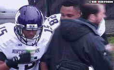 Northwestern Owns the LOL College Football Moment of the Week [GIF] | FatManWriting