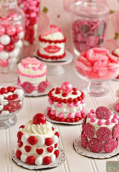 Valentines Day Cakes Strawberry