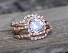 An amazing stack. #etsyfinds
