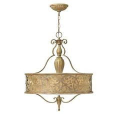View the Fredrick Ramond FR44623 3 Light 1 Tier Chandelier from the Carabel Collection at LightingDirect.com.