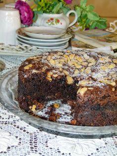 Ma Blogeria: ~~ עוגת שוקולד, קפה ושקדים מושלמת לפסח ~~
