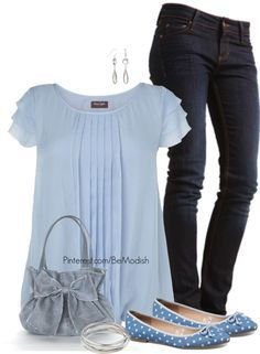 22 Pretty Casual Outfit Polyvore Combinations - Be Modish - Be Modish