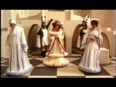 Esmé Lammers holland rendező csodálatos sakkos mesefilmje.