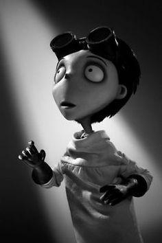 Tim Burton. S)