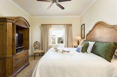 Sandy Ridge Deluxe - Reunion Resort 3 Bed 3 Bath Condo- Master Bedroom