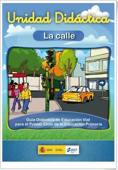 "Ciencias Sociales de Primaria: ""La calle"" (Cuaderno de Educación Vial de 1º y 2º ... Social Science, Barcelona, Teaching, Digital, School, Hollywood, Street, Party, Socialism"