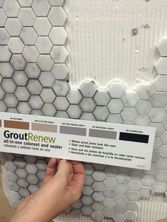 What Colour Grout For Grey Bathroom Tiles