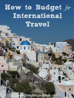 Budget International Travel