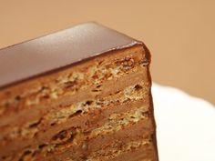 Najlepsa posna cokoladna torta....   torte za fondan ...