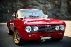 Alfa Romeo 1972 Giulietta 2000