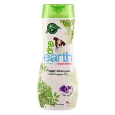 One Earth NM-5973 Puppy Shampoo, 16-Ounce, Violet Meadow Scent - http://www.thepuppy.org/one-earth-nm-5973-puppy-shampoo-16-ounce-violet-meadow-scent/