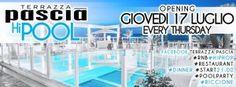 Pool Party @ Pascià Riccione ogni martedì e giovedì http://www.nottiromagnole.it/?p=13664