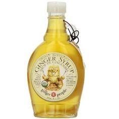 Ginger People Og2 Ginger Syrup (6x17.5Oz)
