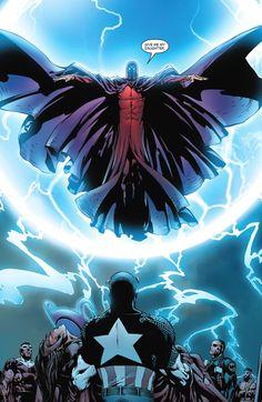 avengers disassembled #503