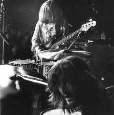 Bonham & Jones - one of the best rhythm sections in music history
