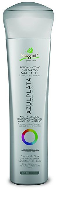Amazon.com   Naissant Shampoo Silver Blue - Azul Plata (10.1 Fluid Ounce)  NEW IMAGE!   Beauty 3b2f6c38eef5