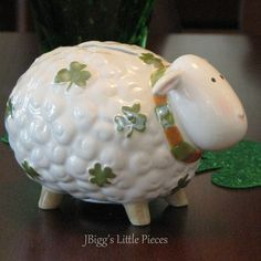 JBigg's Little Pieces: St. Patrick's Day Tablescape