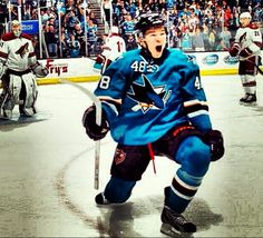 Tomas Hertl ... 4 GOAL NIGHT BABY! San Jose Sharks