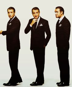 Jean Dujardin. Good looks only work if you don't take yourself too seriously and you're kind enough to want to make others laugh. Il est le meilleur dans ce qu'il fait. <3