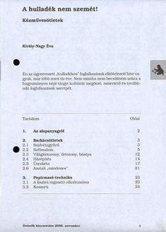 - A hulladék nem szemét - Angela Lakatos - Picasa Webalbumok Album, Personalized Items, Picasa, Card Book